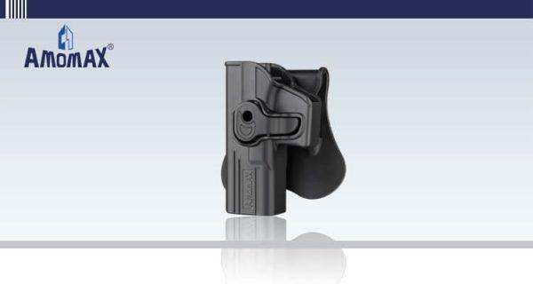 Amomax Left Handed Glock Holster