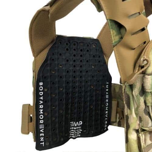 Body Armor Vent Retro Fit Kit