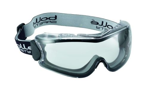 Bolle 180 Safety Goggles - Clear