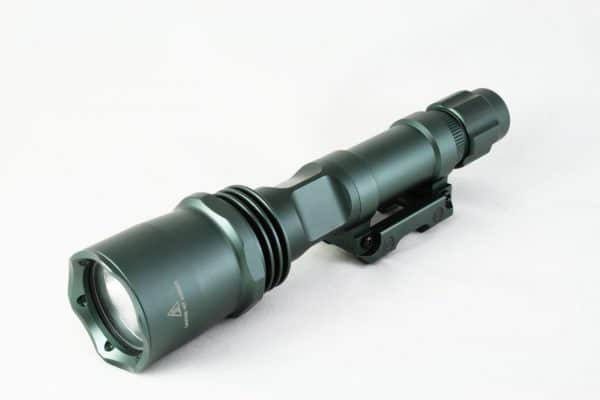 CREE Weapon Light For Rifle With Picatinny Rail Mount