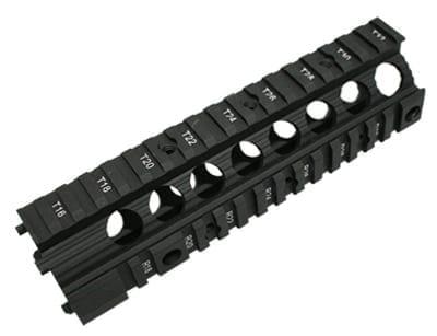 D-Boys SR25 URX RAS Rail Handguard for M4/M16 AEG