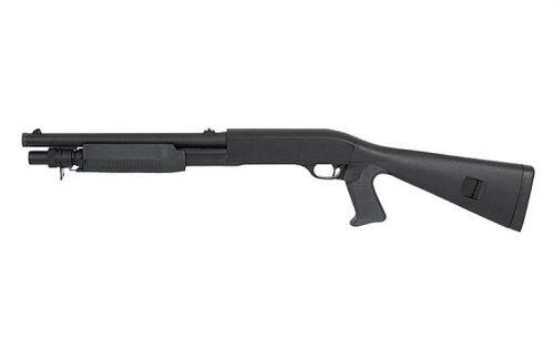 DE m56A shotgun tri-shot 3 rounds