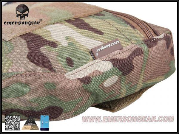 Emerson Gear Plate carrier front drop pouch Multicam 3 Emerson Gear Plate Carrier Front Drop Pouch
