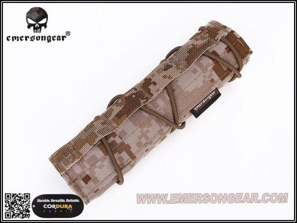Emerson Gear Airsoft Suppressor Cover (18cm) - AOR1