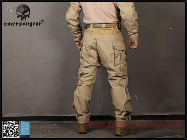 Emerson gear G3 combat pants khaki 2 Emerson Gear G3 Combat Pants - Khaki