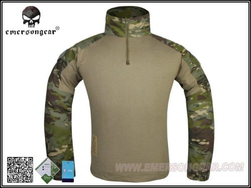 Emerson gear combat shirt multicam tropic 1 Emerson Gear G3 Combat Shirt - Multicam Tropic