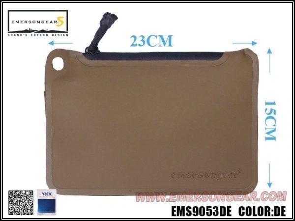 Emerson Gear Waterproof Hot Pressing Pocket (23x15cm) - Coyote B