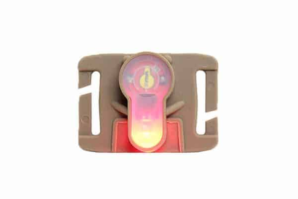FMA MOLLE System Strobe Light Red Light