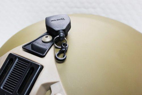 FMA NVG Lanyard For Ops Core VAS Three Hole Shroud - Black