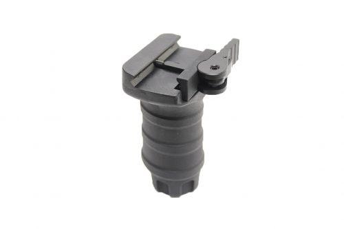 FMA Short Vertical Grip - Quick Detach Black