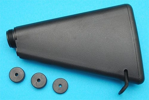 G&P HK416 Type Fix Stock for WA GBB M4A1 series