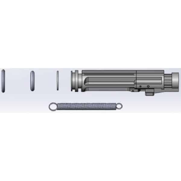 GHK AUG Low Muzzle Velocity Nozzle AUG-15-L