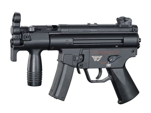 jg mp5k aeg airsoft submachine gun