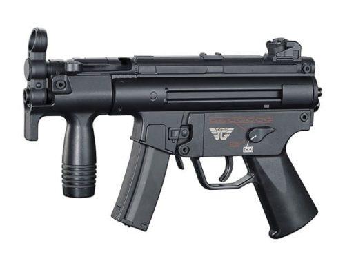 jg mp5k aeg airsoft submachine gun