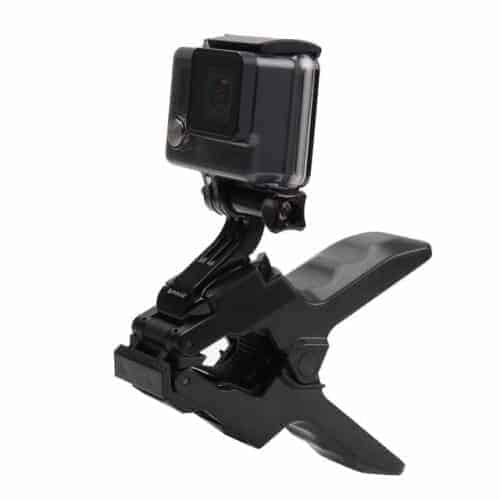 PULUZ Action Sports Cameras Jaw Clamp Mount for GoPro