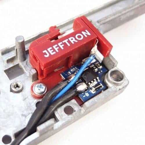 Jefftron v2 mosfet with wiring 2 Jefftron Mosfet with Wiring - V2