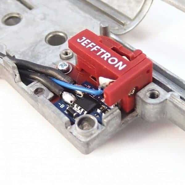 Jefftron Mosfet with Wiring - V2