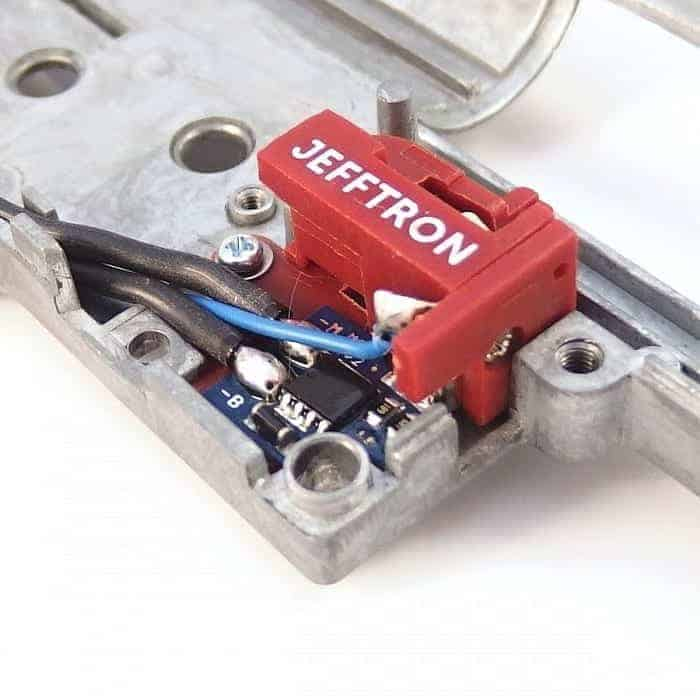 Jefftron MOSFET-V2 avec câblage