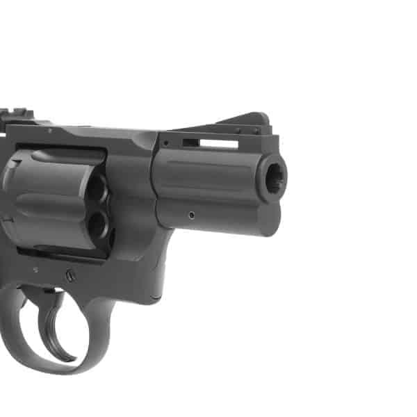 """King Arms 2.5"""" Python 357 Custom I"""