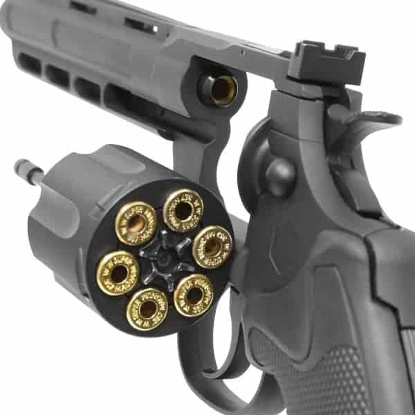 """King Arms 4"""" Python 357 Custom I"""