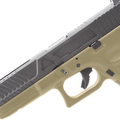 King Arms KA17 Custom I - Tan And Black