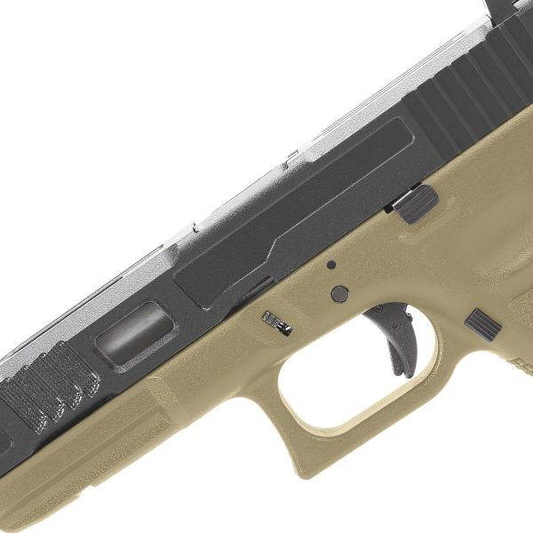 King Arms KA17 Custom II - Tan And Black