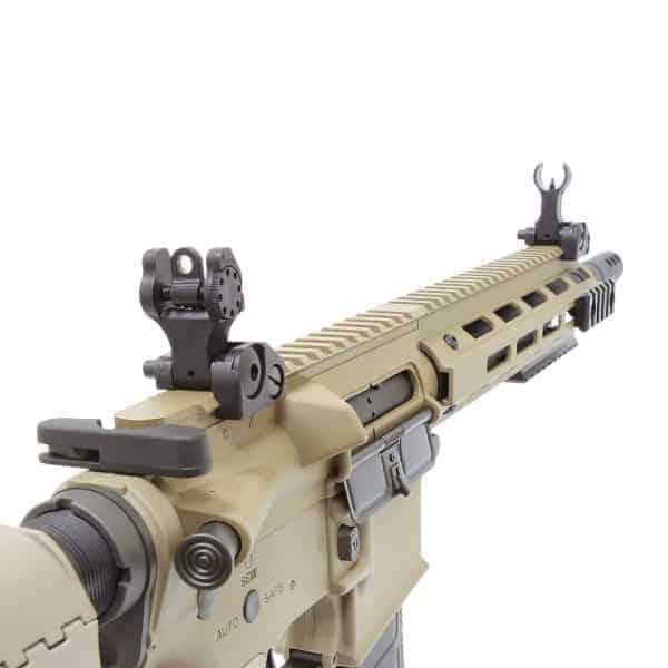 King Arms M4 TWS M-LOK Carbine Ultra Grade II - Dark Earth