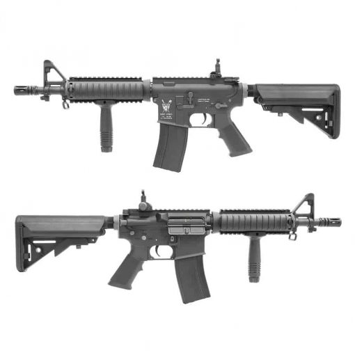 King Arms M4 CQB with Mosfet Elite