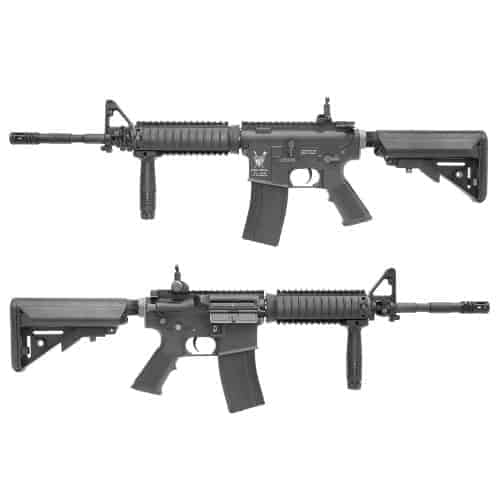 King Arms M4 Rifle with Mosfet Advance