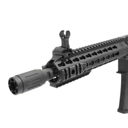 King Arms M4 TWS KeyMod CQB Elite - Black