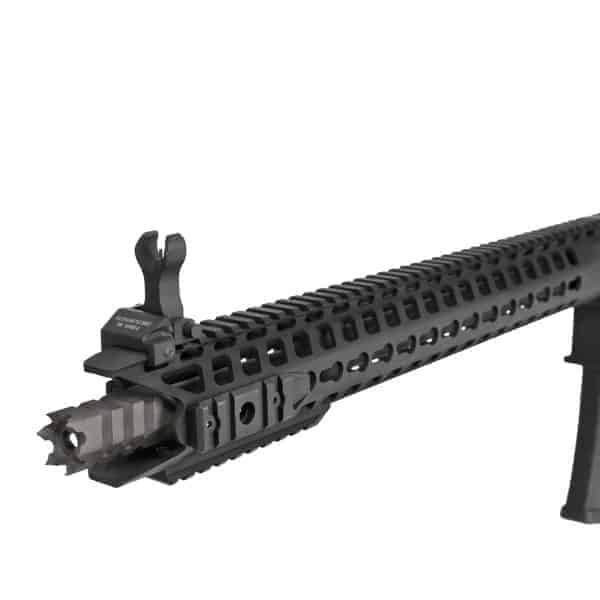 King Arms M4 TWS KeyMod Dinosaur - Black