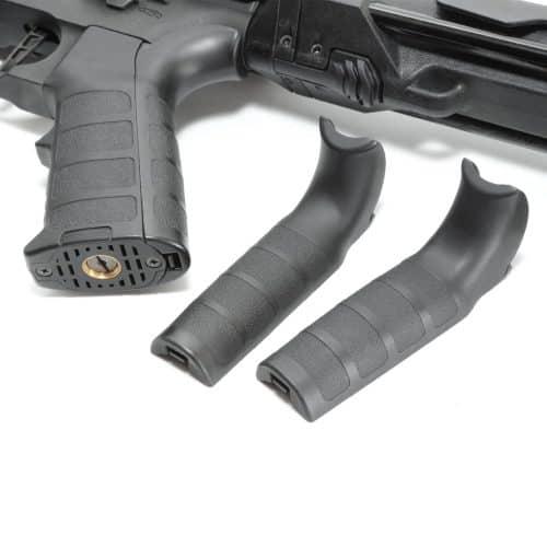 King Arms PDW 9mm SBR Long - Gun Metal Grey