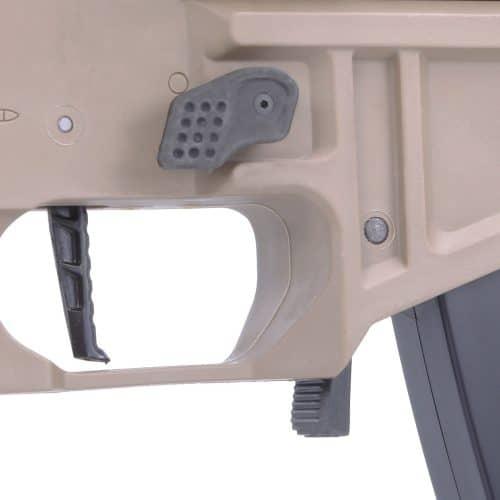 King Arms PDW 9mm SBR M-LOK - Dark Earth