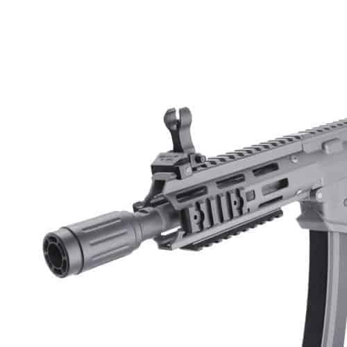 King Arms PDW 9mm SBR M-LOK - Gun Metal Grey