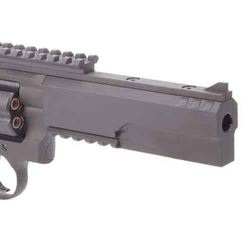 King Arms Python 357 Evil (Gas version) - Black