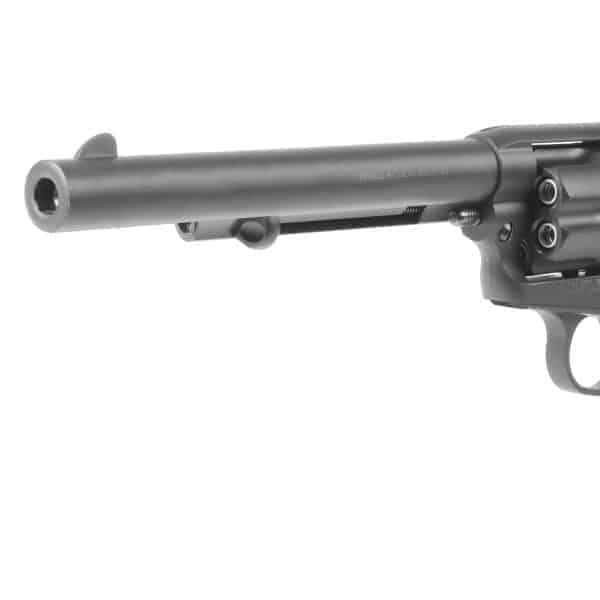 King Arms SAA .45 Peacemaker Revolver M - Black