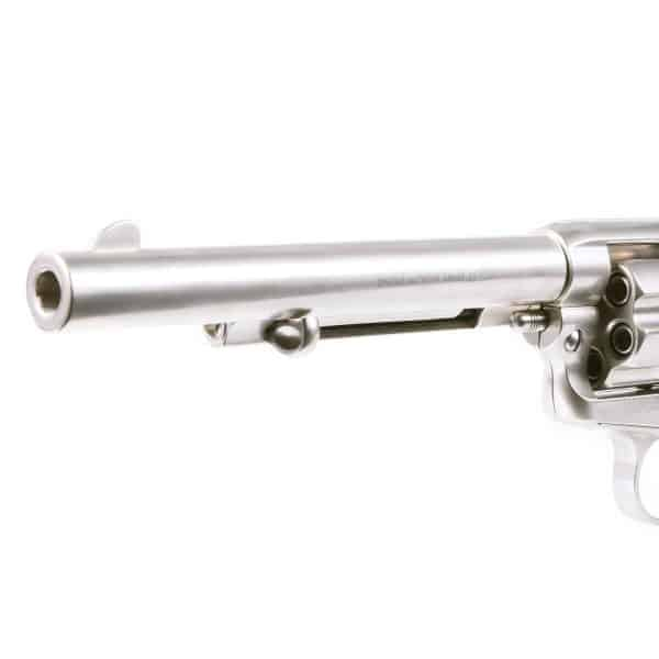 King Arms SAA .45 Peacemaker Revolver M - Silver