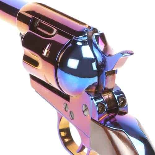 King Arms SAA .45 Peacemaker Revolver S - Bluing