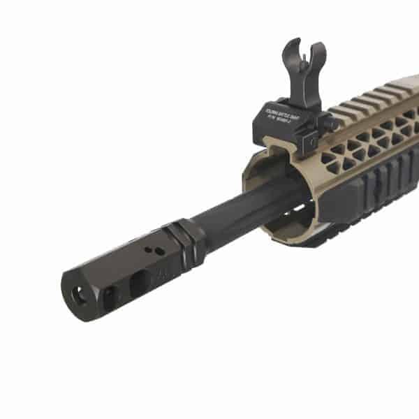 King Arms Black Rain Ordnance Carbine - Dark Earth