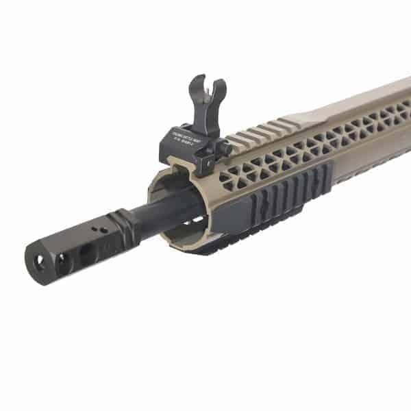 King Arms Black Rain Ordnance Rifle -Dark Earth