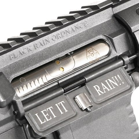 King Arms Black Rain Ordnance Shorty - Grey