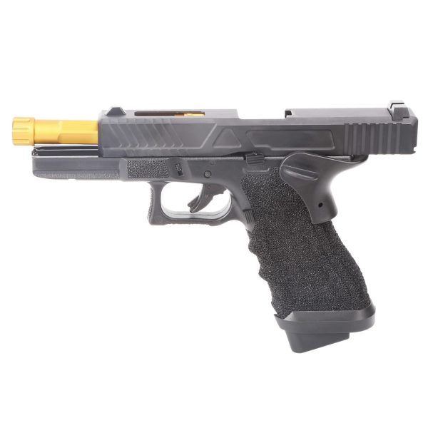 King Arms KA17 CNC Custom l - Black