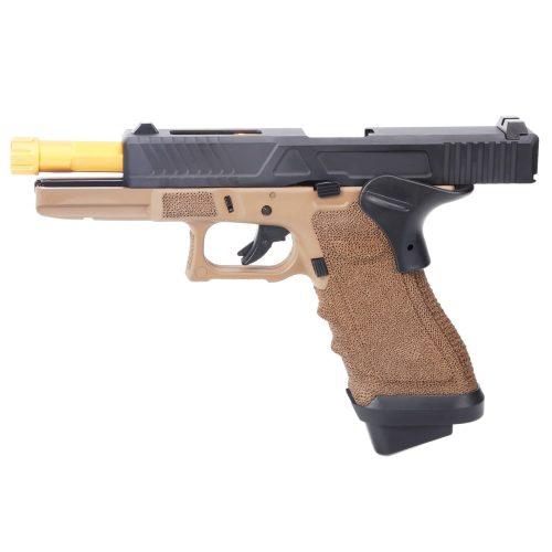 King Arms KA17 CNC Custom I -Tan And Black