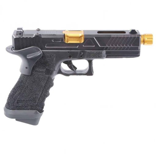 King Arms CNC RMR Mount Ready Custom l - Black (Reconditioned)