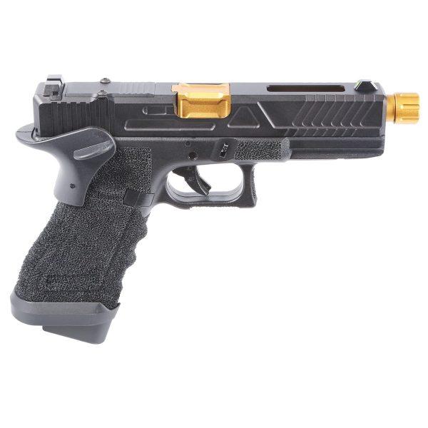King Arms CNC RMR Mount Ready Custom l - Black