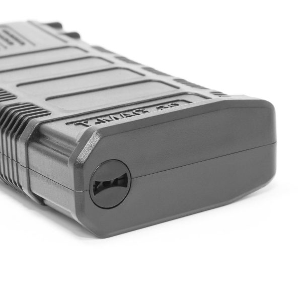King Arms Box of 5 140 Rds (TWS) TMAG for M4 / BRO / M-LOK Serie