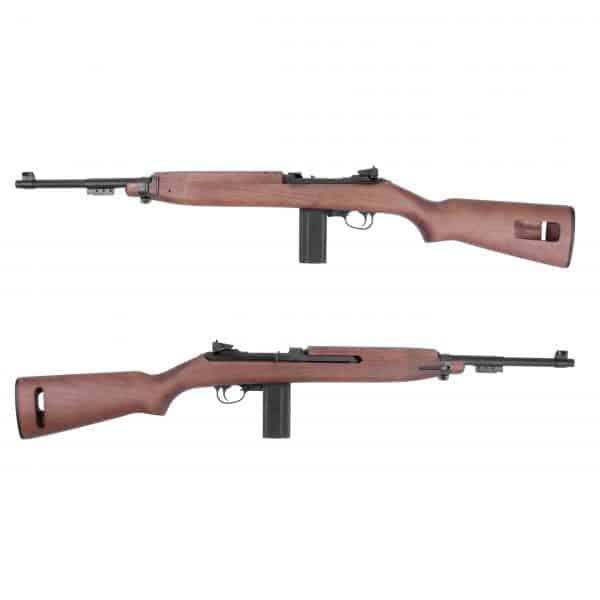 king arms m1 carbine co2 blowback rifle