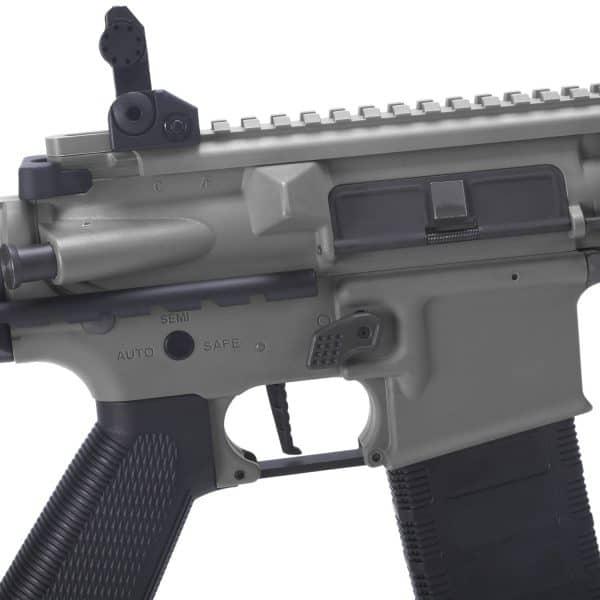 King Arms M4 Striker Keymod CQB Ultra Grade II - Grey