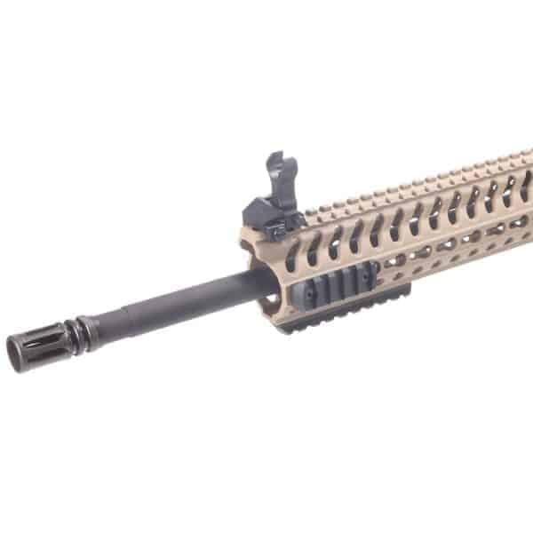 King Arms  M4 Striker Keymod Carbine Ultra Grade II - Dark Earth