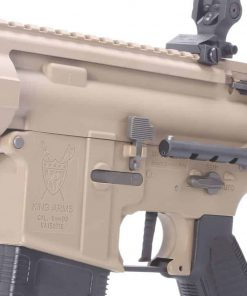 King Arms M4 Striker Keymod Carbine Ultra Grade II - Dark Earth